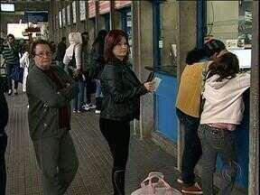 Viajar de ônibus fica mais caro a partir de segunda-feira - Passagens para viagens intermunicipais vão ter reajuste.