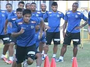 Campeonatos estaduais serão decididos neste domingo (19) - Em São Paulo, Santos e Corinthians fazem o segundo jogo da decisão. O Timão venceu no Pacaembu por 2 a 1 e tem a vantagem do empate. No Campeonato Baiano a vantagem do Vitória veio de uma goleada histórica: 7 a 3 na primeira partida sobre o Bahia.