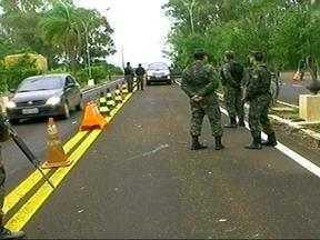 Começou hoje a 7ª edição da Operação Ágata - Objetivo é combater crimes de fronteira.