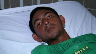 Pescadores estão desaparecidos no litoral de Acaraú - Cinco pessoas estavam no barco que naufragou.