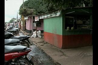 Liminar impede retirada de ambulantes, vendedores de lanche e camelôs das ruas de Altamira - Prefeitura havia dado um prazo de 60 dias para que os trabalhadores deixassem o espaço público.