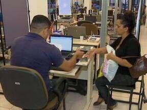 Cerca de 500 mil piauienses devem fazer o recadastramento biométrico - Cerca de 500 mil piauienses devem fazer o recadastramento biométrico