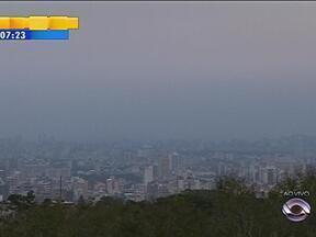 Telespectadores tiram dúvidas sobre a previsão do tempo nesta quinta-feira - Galo Bendito responde aos telespectadores.