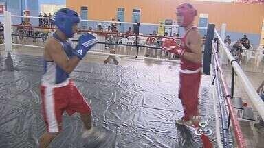 Manaus é sede da primeira Copa Norte de Boxe - Esporte está crescendo no estado.