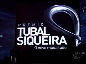 Vencedores do Prêmio Tubal Siqueira de 2013 são anunciados em MG - Evento reuniu a classe publicitária na noite desta quarta (22) em Uberlândia. Prêmio é uma iniciativa da TV Integração, afiliada da Rede Globo