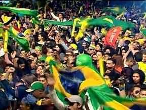 Brazilian Day reúne milhares de brasileiros em Lisboa - A festa brasileira tem o objetivo de reunir a comunidade brasileira, proporcionando uma melhor integração nos países de acolhimento. A entrada na terceira dição do Brazilian Day é gratuita.