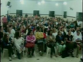 Servidores municipais de Criciúma irão paralisar atividades em 4 de junho - Decisão foi tomada em assembleia.