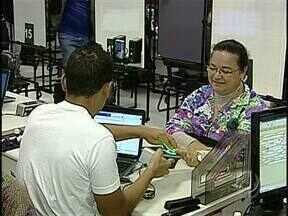 Cadastro biométrico está normal em Londrina - Quem tem horário agendado pode fazer o cadastro normalmente hoje. Ontem uma pane no sistema de informática deixou mais de 2.500 pessoas sem atendimento.