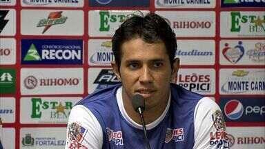 Assisinho quer manter boa fase no Fortaleza - Equipe se prepara para estreia na Série C do Campeonato Brasileiro no sábado, contra o Baraúnas-RN, no Estádio Marizão, no Rio Grande do Norte, às 16 horas