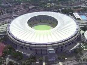 Confira todas as informações sobre o jogo Brasil e Inglaterra na reabertura do Maracanã - O Globo Comunidade mostra um pouco mais desse novo Maracanã. Todos os preparativos do lado de dentro e o que ainda falta do lado de fora. O esquema especial de transportes montado para a reabertura do estádio.