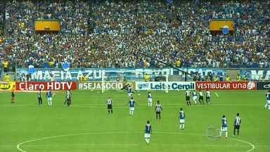 Contra o Inter, Cruzeiro quer manter o bom desempenho como mandante - Nesta temporada, o time venceu todos os compromissos em casa.