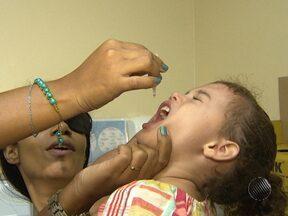 Campanha de vacinação contra a poliomielite infantil começa em Salvador - A campanha vai até 21 de junho.