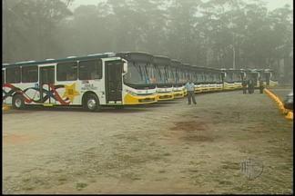 Tarifa de ônibus terá redução em Mogi das Cruzes - As tarifas municipais de ônibus terão redução de R$ 0,10 em Mogi das Cruzes. O Prefeito Marco Bertaiolli anunciou que a redução será a partir do dia 15 de junho.