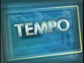 Domingo de sol em Maringá - A temperatura máxima deve chegar aos 24ºC