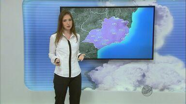 Confira a previsão do tempo para este domingo (9) no Sul de Minas - Confira a previsão do tempo para este domingo (9) no Sul de Minas