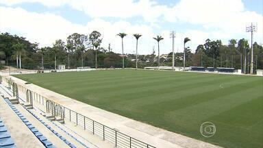 Campo do Sesc Venda Nova vira centro de treinamento durante a Copa das Confederações - Jogadores de pelo menos duas seleções vão utilizar a estrutura que foi totalmente renovada.