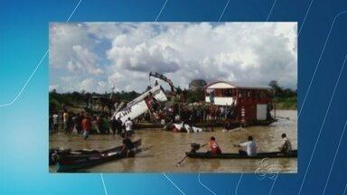 Seguem buscas por jovem desaparecido em acidente de avião no interior do Amazonas - Sete pessoas estavam a bordo e duas estão desaparecidas. Acidente aéreo aconteceu na manhã desta sexta no município de Envira.
