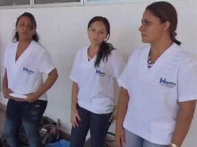 Servidores do RU e limpeza da UFPI em Picos estão em greve há uma semana - Servidores do RU e limpeza da UFPI em Picos estão em greve há uma semana