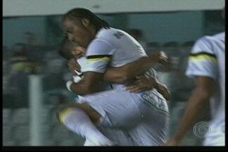 Santos vence na rodada do Campeonato Brasileiro - O Santos venceu o Atlético Mineiro por 1 a 0 na rodada do Campeonato Brasileiro. Já o São Paulo empatou em 1 a 1 contra o Grêmio.