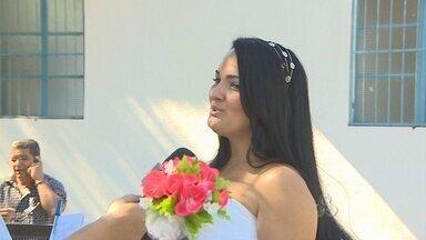 Católicos comemoram o centenário da Capela de Santo Antônio, em Porto Velho - A festa começou às 9h dessa quinta-feira (13), com o casamento comunitário. Haverá carreata, celebrações eucarísticas e o arraial festivo com danças, comidas e a som ao vivo