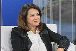 Cecan atende a pacientes com câncer em Mogi das Cruzes - A coordenadora da entidade, Moema Avellar Lisbão, conta quais são os trabalhos realizados na unidade e os programas que previnem a doença.