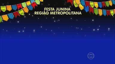 Grande Recife e interior de Pernambuco têm festa de São João para todos os gostos - Entre as atrações desta sexta, tem Fagner, Geraldinho Lins e Josildo Sá.