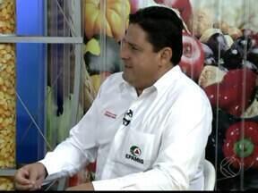 Pesquisador de Juiz de Fora fala sobre a produção do queijo Minas - Adalto de Matos Lemos, do Instituto Cândido Tostes, cita quais são os queijos mais consumidos.