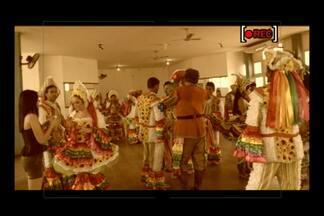 Veja como foram os bastidores do concurso de quadrilhas no Jurunas - Disputa foi no Clube dos Subtenentes e Sargentos da Amazônia e contou com o DJ Juninho do Superpop entre os jurados.