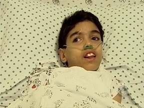 Jovem com paralisia cerebral luta por atendimento na saúde - Jovem com paralisia cerebral luta por atendimento na saúde