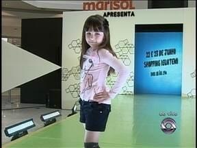 Fashion Kids ocorre neste final de semana na capital - Fashion Kids ocorre neste final de semana na capital