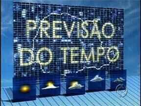 Sábado começa gelado em Londrina e região - O sol apareceu mas no domingo a previsão é de mais chuva.