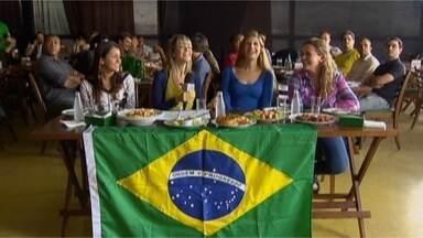 Vanguarda Mix - Jogo Brasil x México - Vanguarda Mix - Jogo Brasil x México