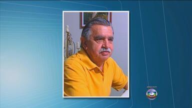 Morre, aos 81 anos, o ex-deputado estadual Edmir Régis - Ele sofria de problemas cardíacos.