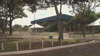 Tradicional ginásio de esportes em Franca é alvo de bandidos - Número de roubos e furtos aumentou no Pedrocão.