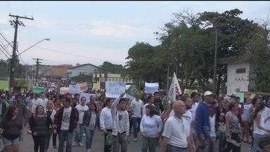 Na sexta-feira (21) manifestos aconteceram em 3 cidades da região - Os manifestos foram pacíficos.