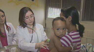 Especialidades registram falta de candidatos para residência médica no SUS - Uma das especialidades, como pediatria, registram falta de candidatos interessados em fazer residência médica, uma das preocupações do Sistema Único de Saúde (SUS).