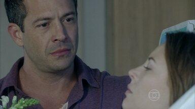 Bruno decide contar a verdade sobre Paulinha para Paloma - A pediatra pede para Amarilys inventar uma desculpa para mandar o corretor embora e garante que ele pagará caro por ter roubado sua filha. Ordália aconselha o filho a voltar ao trabalho