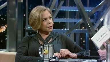 Eliane Cantanhêde fala sobre as manifestações e as propostas do Governo - A jornalista Eliane Cantanhêde tem uma coluna política na Folha de S. Paulo e também é comentarista da Globonews.