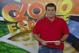 Globo Esporte MA 09-07-2013 - O Globo Esporte MA desta terça-feira destacou a preparação do piloto maranhense Fábio Freire para o Rally dos Sertões, a preparação da nova geração do Maranhão Basquete e a expectativa do árbitro maranhense Ranilton Oliveira
