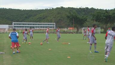 Náutico prepara mudanças para a sequência do Brasileiro - Vários jogadores devem ganhar vaga no time