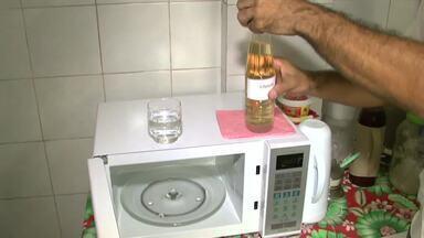 Veja as dicas para limpeza de eletrodomésticos - É importante higienizar bem os aparelhos
