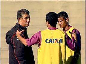 Drubscky está fora, Alberto assume interinamente - Depois da demissão de Ricardo Drubscky, o auxiliar técnico vai comandar o time até a diretoria anunciar o substituto.