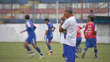 Fortaleza se prepara para encarar o Luverdense - Equipes se enfrentam pela Copa do Brasil, nesta quarta-feira, no PV.