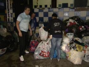 Moradores de Heliópolis contam com a solidariedade para recomeçar a vida pós incêndio - A quadra da escola de samba Imperador do Ipiranga, onde os donativos podem ser entregues, fica na Avenida Carioca, 99.