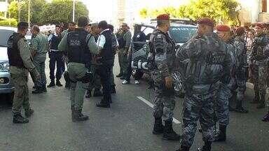 Policial é assassinado na Messejana - Em uma semana, três policiais foram baleados em Fortaleza e dois morreram.
