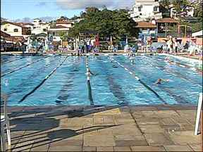 Disputas dos Jogos Regionais agitam o feriado de 9 de Julho em Votorantim, SP - Os Jogos Regionais de Votorantim (SP) continuam disputados. As provas de natação agitaram as piscinas da cidade nesta terça-feira (9). Outro destaque do dia deve ser o jogo entre a Liga Sorocabana de Basquete contra a equipe de Jundiaí.