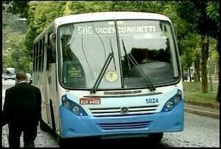 Passagem de ônibus em Petrópolis, RJ, pode sofrer outra redução - Estudo realizado revela real valor que deveria ser cobrado.Cálculo levou em conta a correção do INPC de 2001 até 2013.
