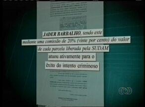 A Justiça Federal no Tocantins condenou 10 pessoas por desvio de verbas da extinta Sudam - A Justiça Federal no Tocantins condenou 10 pessoas por desvio de verbas da extinta Sudam
