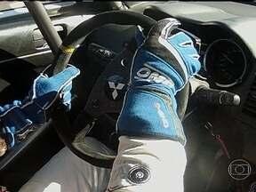 Aulas de pilotagem e telemetria formam pilotos da Mitsubishi Lancer Cup - Na quarta etapa do calendário, o piloto Bruno Mesquita segue na liderança da categoria EVO-R na temporada.