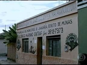 Produtores rurais de Januária (MG) são vítimas de golpe - Eles foram incentivados a pagar taxas para se inscrever no Programa Minha Casa, Minha Vida. Segundo as investigações, estima-se que pelo menos mil produtores foram vítimas do golpe. Dois homens foram presos pela polícia.